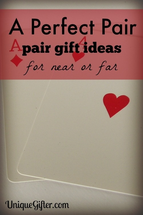 A Perfect Pair Wedding and Engagement Gift Ideas