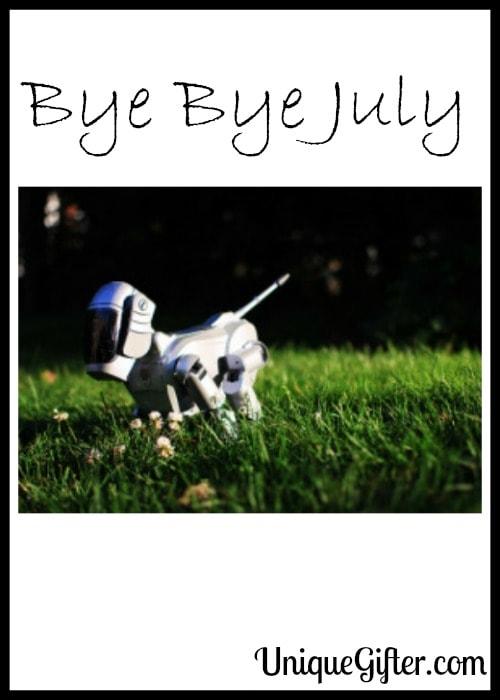 Bye Bye July