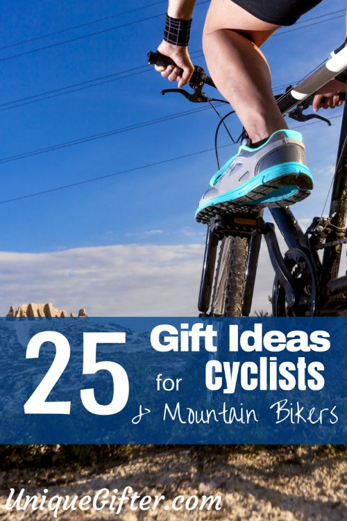 25 Gift Ideas For Mountain Bikers & Cyclists