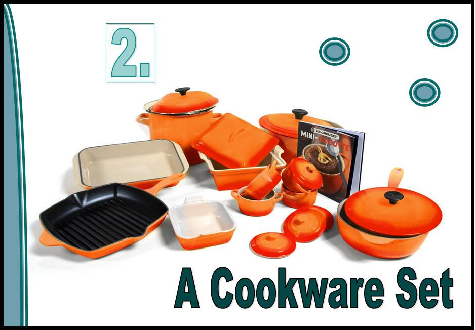 A Cookware Set