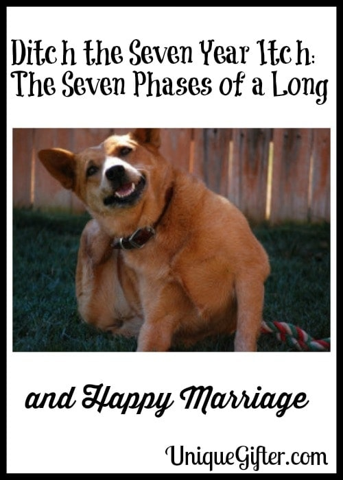 Ditch the Seven Year Itch The Seven Phases of a Long and Happy Marriage