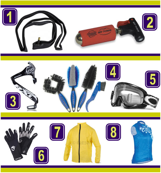 Gift Ideas for Mountain Bikers and Cyclists 1