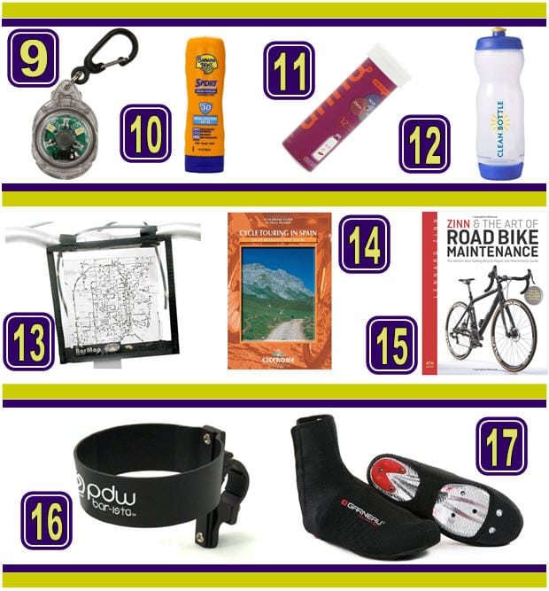 Gift Ideas for Mountain Bikers and Cyclists 2