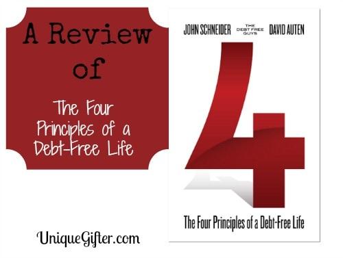 4 - The Four Principles of a Debt Free Life