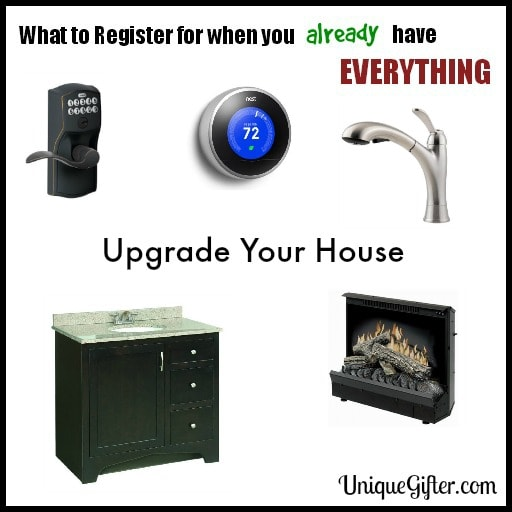 Wedding Registry Ideas for House Purchases | Upgrade Your House with a Home Depot Registry