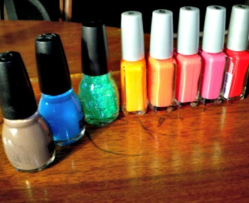 College Graduation Gifts - Pre-Interview Manicure