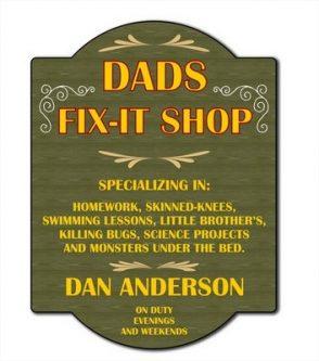 Dads Fix It Shop Sign - Google Chrome