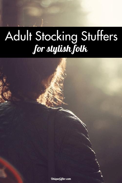 Adult Stocking Stuffer Ideas for Stylish Folk. A new wristlet is a perfect idea!
