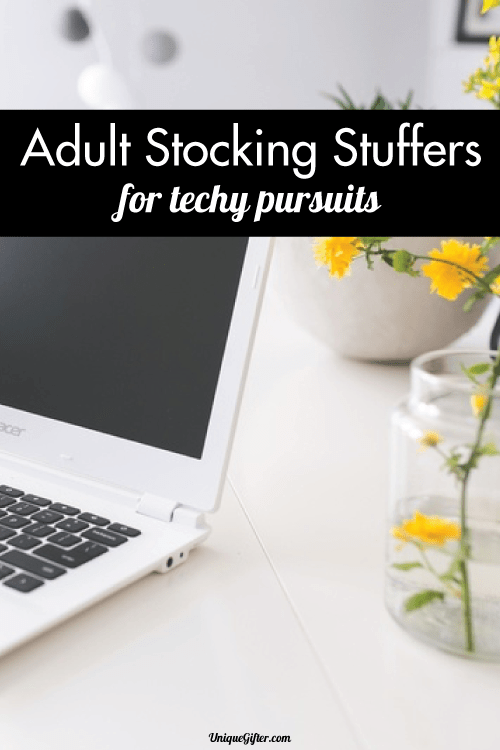 Adult Stocking Stuffer Ideas for Techy Pursuits - I've never even heard of cleaning putty, it's so perfect!