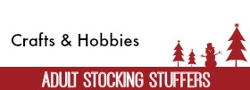 Stocking Stuffers for Crafts and Hobbies