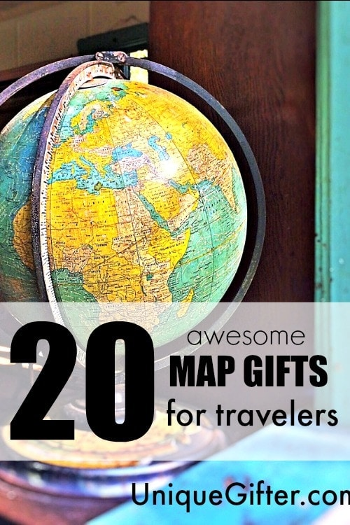 These are great for my friends, whether they are traveling or just dreaming of traveling! Heck, I want most of them too.