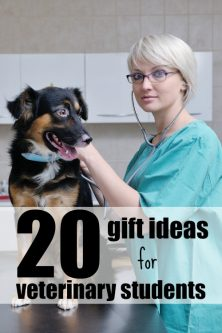 These gift ideas for veterinary students are so perfect. My cousin is going to love these!
