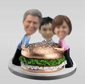 Likenessme - Hamburger Family