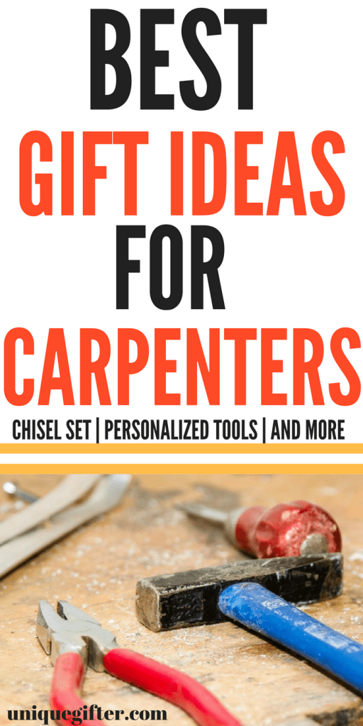 Overalls make great gift ideas for carpenters