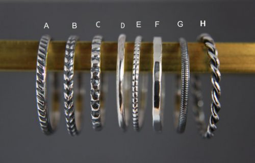 Stacking rings creative Gift Ideas for the Letter R scavenger hunt