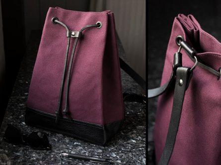 Mini bag pack unique Gift Ideas for the Letter M
