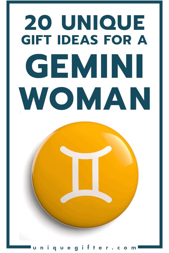 Superb Gift Ideas For A Gemini Woman