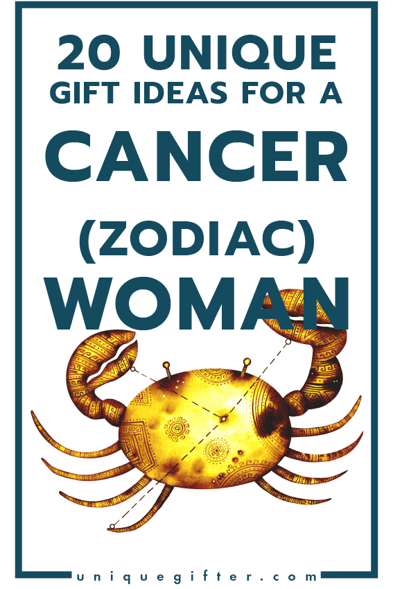Incredible Gift Ideas For A Woman Born In The Cancer Zodiac Sign