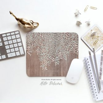 Mouse pad Gift Ideas for the Letter M