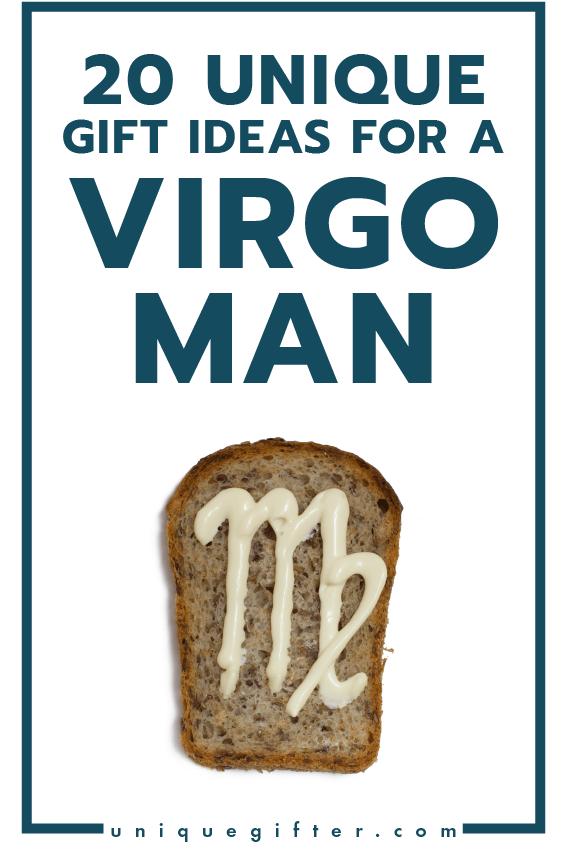 Unique Gift Ideas For A Virgo Man