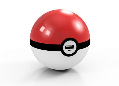 Pokemon pokeball charger 30th birthday gift idea for your husband