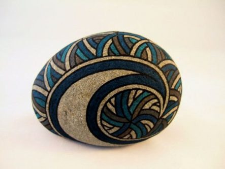 Cool painted rock Gift Ideas for Your Husband's 30th Birthday