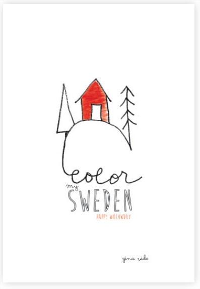 Color My Sweden