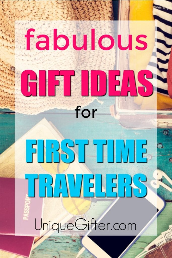 FABULOUS gift ideas for first time travelers. I wish someone had got these for me! | Europe Trip gift ideas | backpacker gift ideas | Christmas presents for a traveler