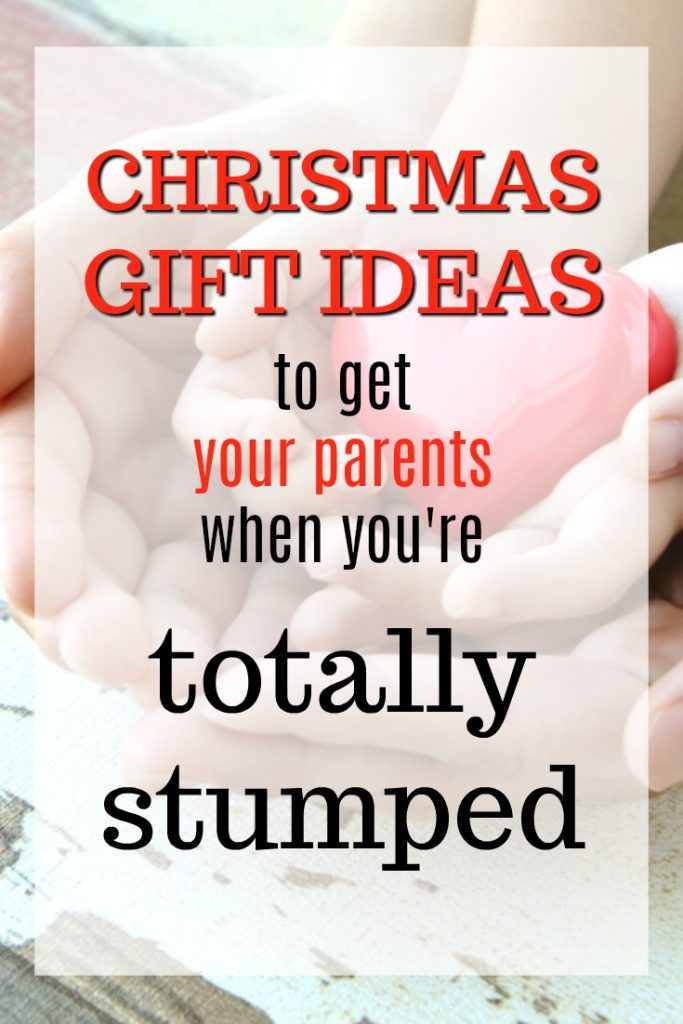 Christmas Gift Ideas For Parents.20 Christmas Gift Ideas You Can Get Your Parents When You Re Stumped