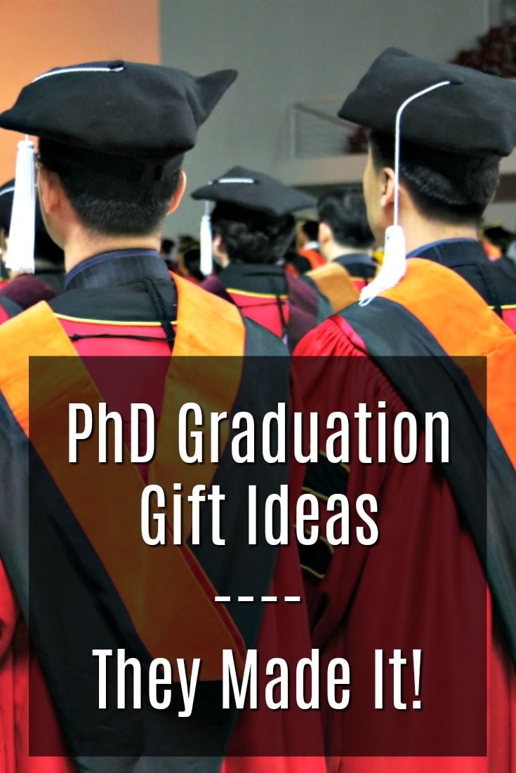 PhD Graduation Gift Ideas | Doctoral Graduate Gifts | What to buy my wife for her PhD Graduation | What to get my husband for his PhD graduation | How to celebrate finishing a post-graduate degree | College Graduate | University Graduation