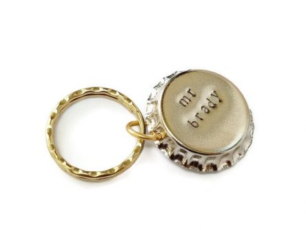 Personalized keychain thank you gift ideas for mentors