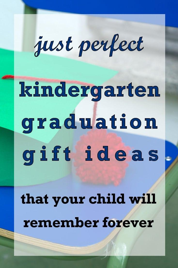 Kindergarten Graduation Gift Ideas | What to get for last day of Kindergarten | Kindergarten Graduation Presents | Graduation Gifts for Kindergarten