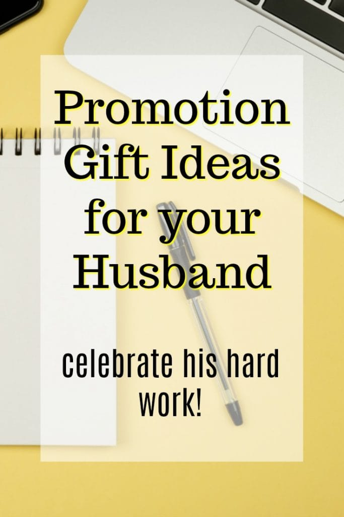 Promotion Gift Ideas for Your Husband | What to get my husband for his new job | How to celebrate a new job | Gifts for my Husband's Work Promotion