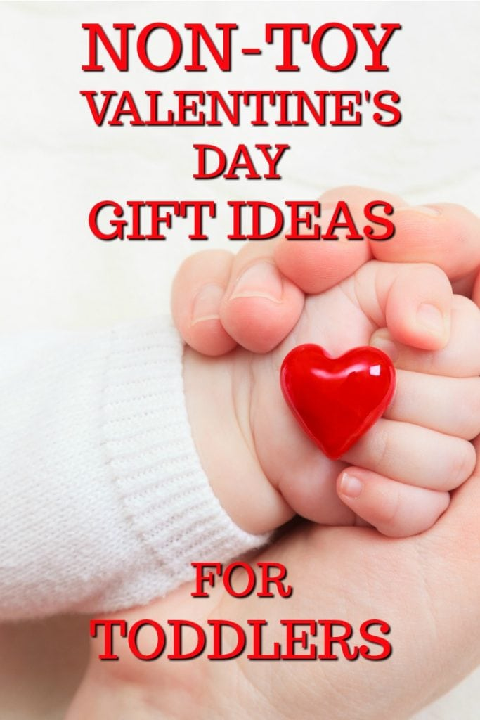 Non-toy Valentine's Day Gift Ideas for Toddlers | Valentines Presents for 2 Year olds | 3 year old gifts | Non-candy valentine's day gifts for kids | for children | for preschoolers | for girls | for boys