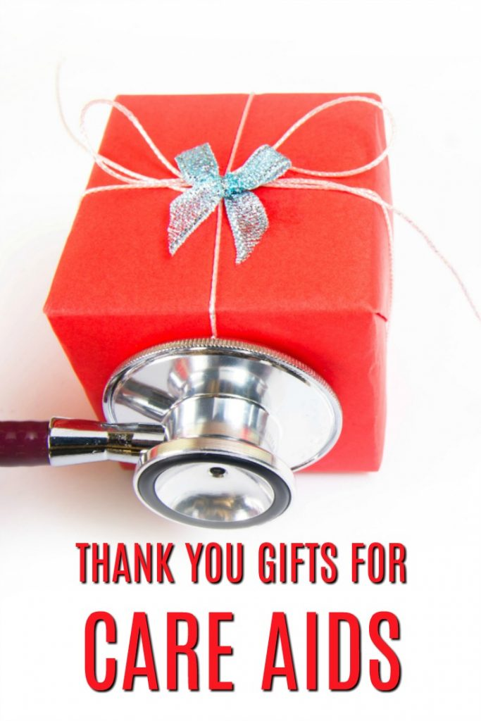 Thank you gift ideas for care aids | Christmas presents for a care aid | Nursing home thank yous | Gifts for care aids | What to buy a care aid