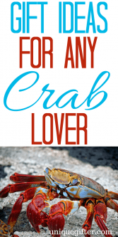 Gift Ideas for Crab Lovers | Gift Ideas for Crab Collectors | Crab Lovers Gifts | Presents for Crab Collectors | The Best Crab Lovers Gifts | Cool Crab Gifts | Crab Gifts for Birthday | Crab Gifts for Christmas | Crab Jewelry | Crab Artwork | Crab Clothing | Things to Buy a Crab Lover | Gift Ideas | Gifts | Presents | Birthday | Christmas | Crab Gift Bag