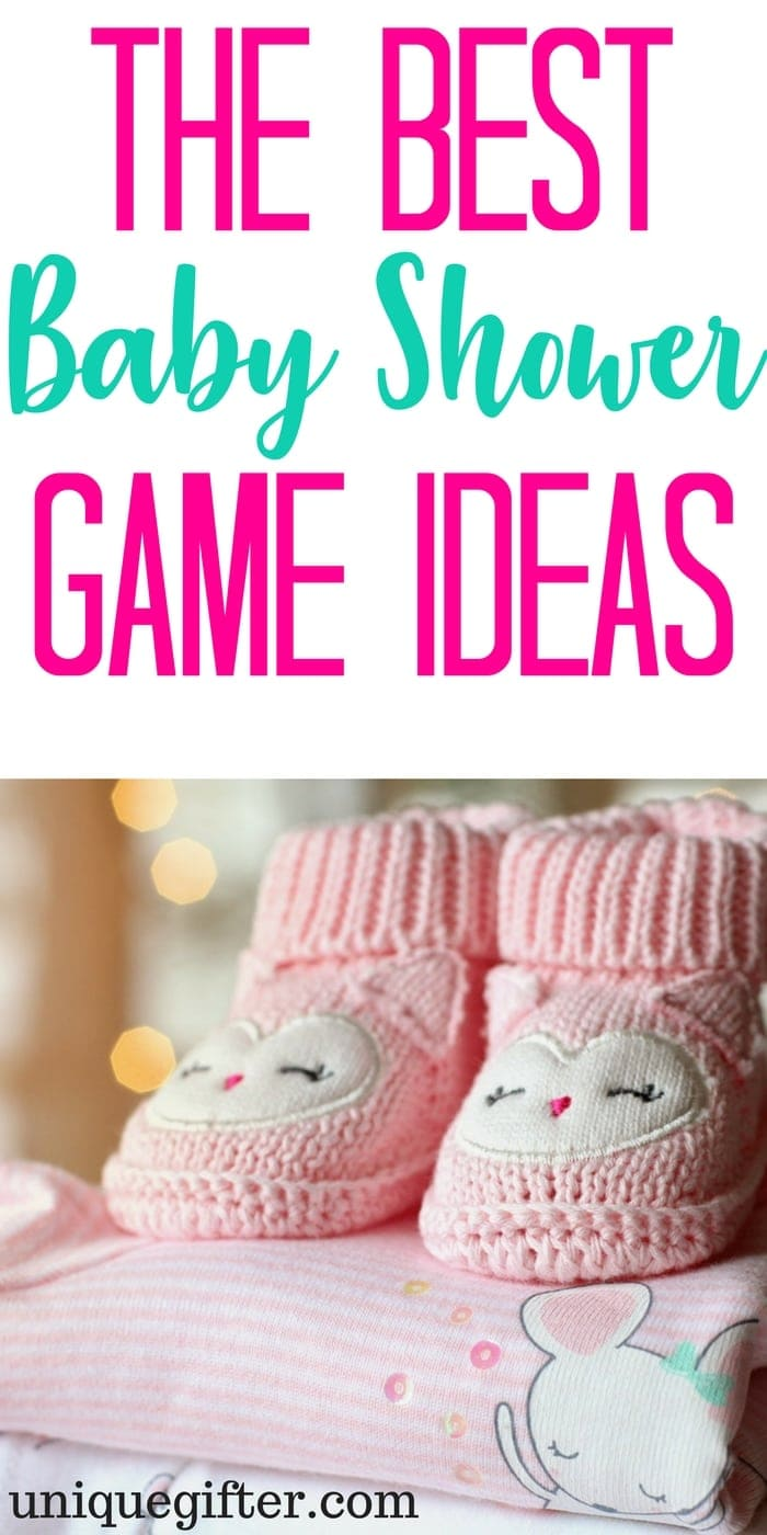 Best Baby Shower Game Ideas | Easy baby shower party ideas | What to do at a baby shower | how to host a baby shower | creative baby sprinkle gifts | ways to have fun at a baby shower | hostess ideas