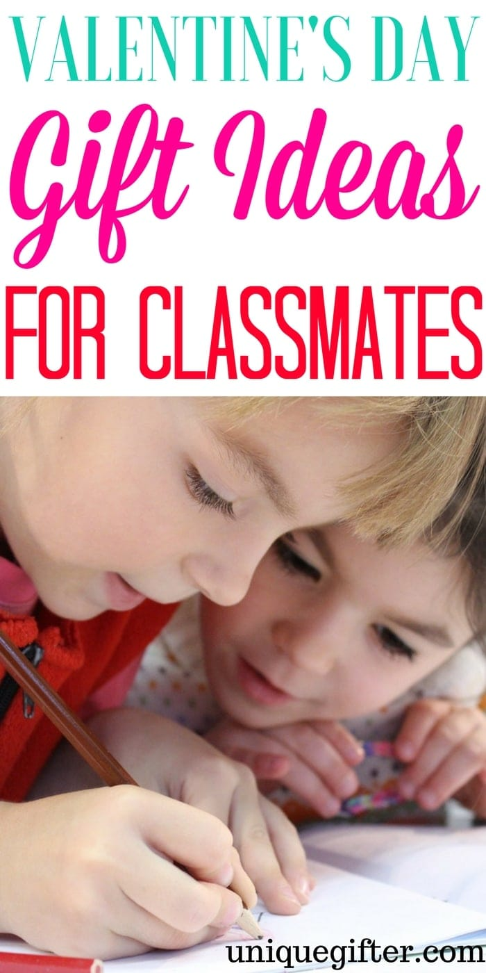 Valentine's Day Gift Ideas for Classmates   Classroom V-Day gifts   VD gifts   Presents for kids   Valentine's Day creative gifts for friends
