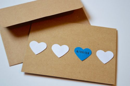 Custom Cards Mean You Can Fill It In With Anything Your Unofficial Relationship Is