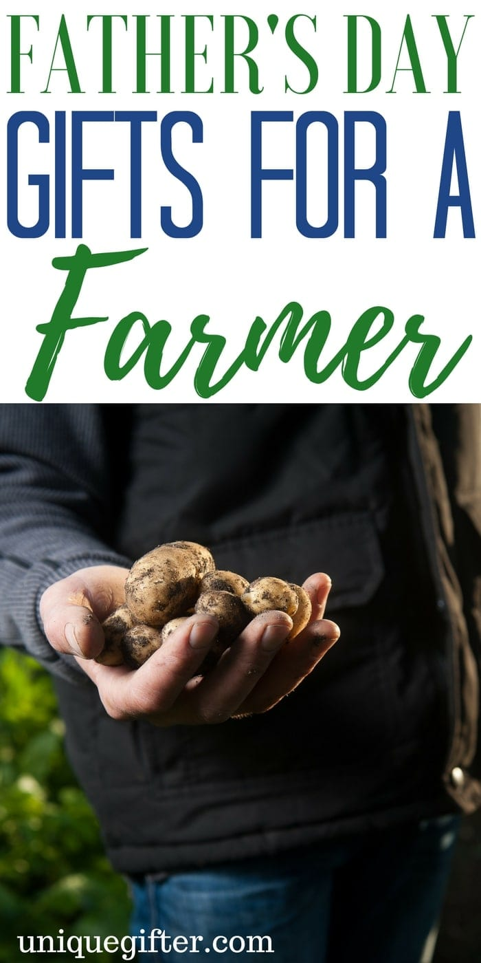 Father's Day Gifts for a Farmer | Unique Father's Day Gift Ideas for Farmers | What to buy a farmer for father's day | Homestead gift ideas | Christmas presents for permaculture practitioners | Farm friendly presents | Birthday gifts for a father who loves to farm | hobby farming gifts | homesteader presents