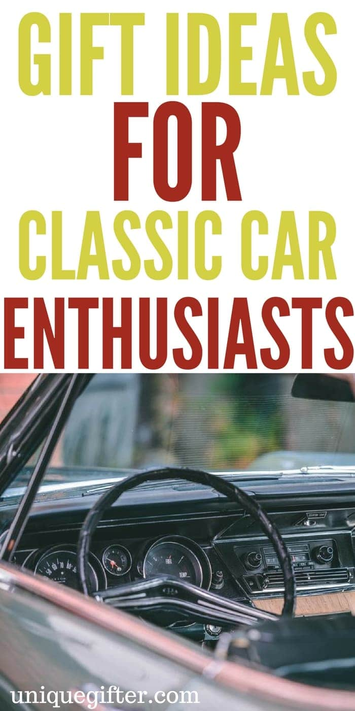 Gift Ideas for Classic Car Enthusiasts   What to buy people who love cars   Classic Car Rebuilder gifts   Fun birthday gifts for my dad   Creative Christmas presents for my mom   Car restorer ideas   Classic muscle car fun   Unique gifts for my boyfriend or girlfriend   Presents for people who love to tinker in the garage   hot rod memorabilia