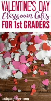 Valentine's Day Classroom Gifts for First Grade Students from a teacher | Gifts a teacher can buy for the whole class | What to buy my students for Valentine's Day | Cute and Cheap gifts for First Graders | Valentines presents | Affordable Valentine Ideas | Valentine's Day Cards & Chocolates in School | School gift ideas | Room Parent presents for Valentine's Day | Gifts for a teacher to buy their pupils | Elementary school | Grade One