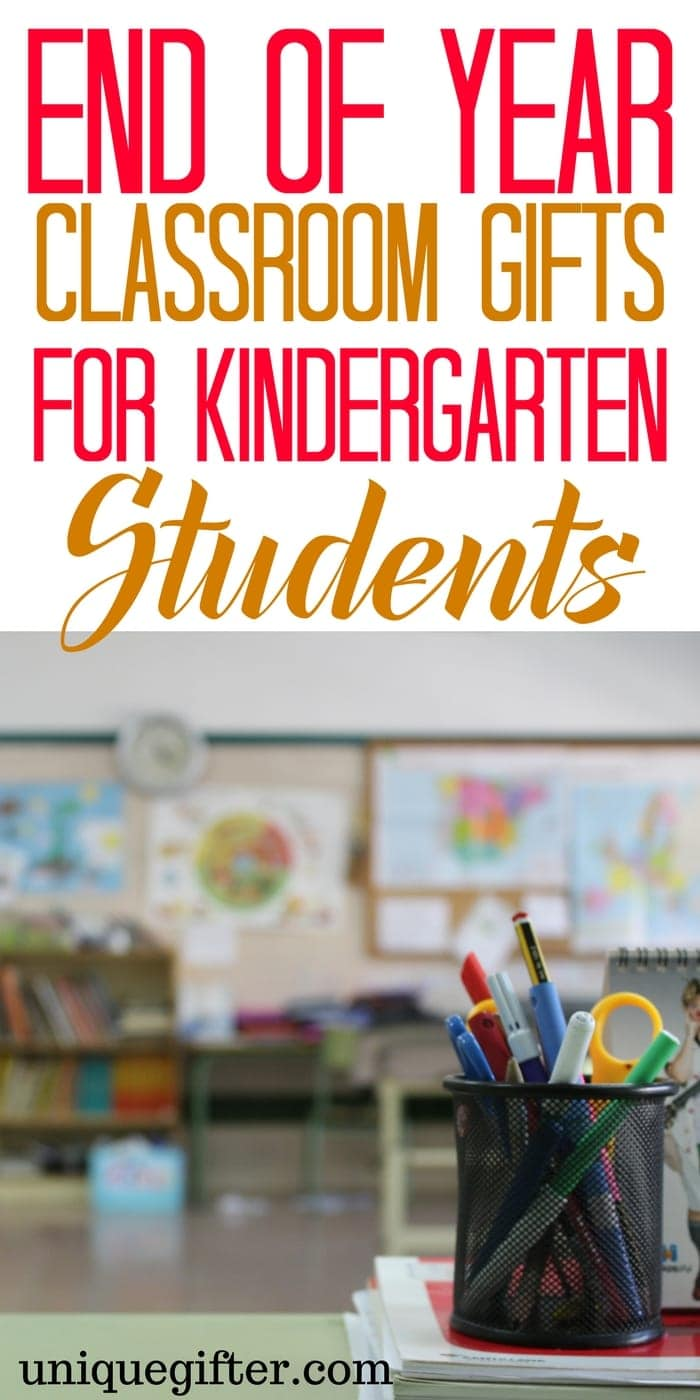 End of Year Classroom Gifts for Kindergarten Students | Gifts Teachers can buy for students | Classroom ideas for room moms | Classroom parent gifts for the kids | class size gifts | what to get my class for the end of the year