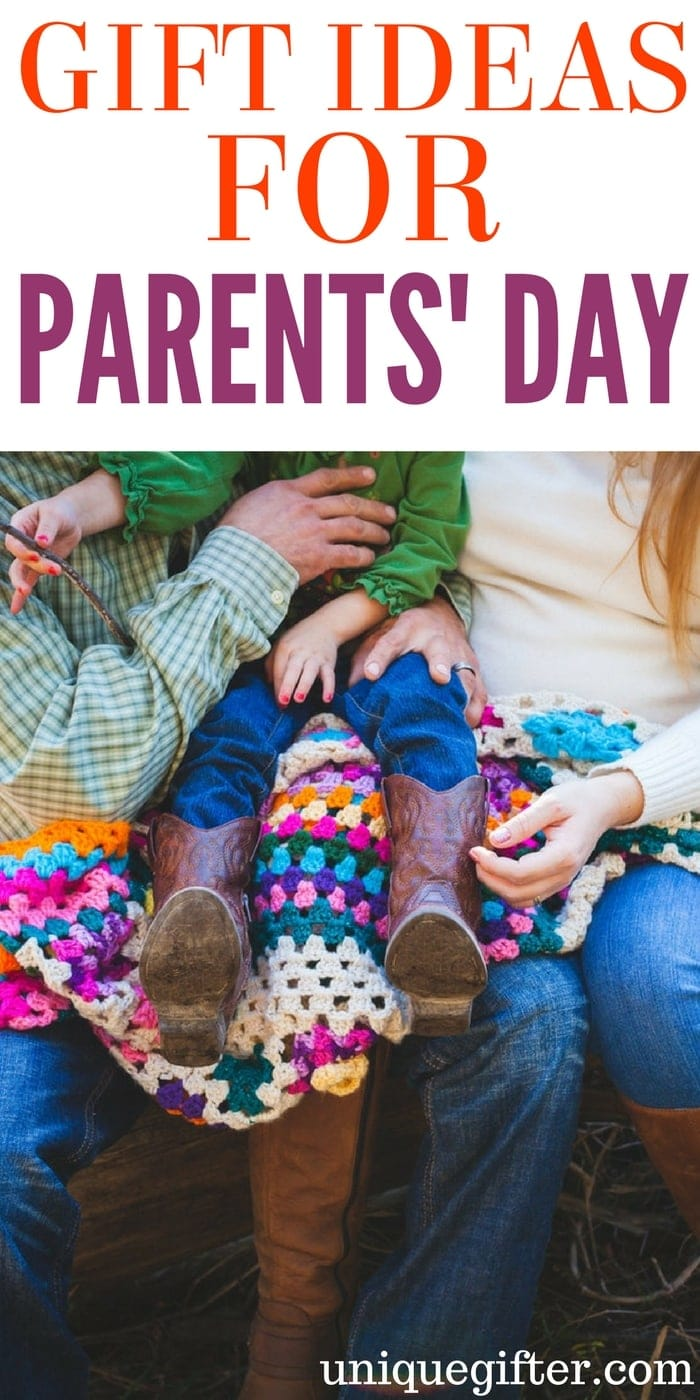 Gift Ideas for Parents' Day | What to buy my parents on Grandparent's Day | Unique adoption gift ideas | Fun gifts for my mom | cheap and frugal gift hacks | Presents for Mother's Day | Present's for Father's day | Parent's Day gifts