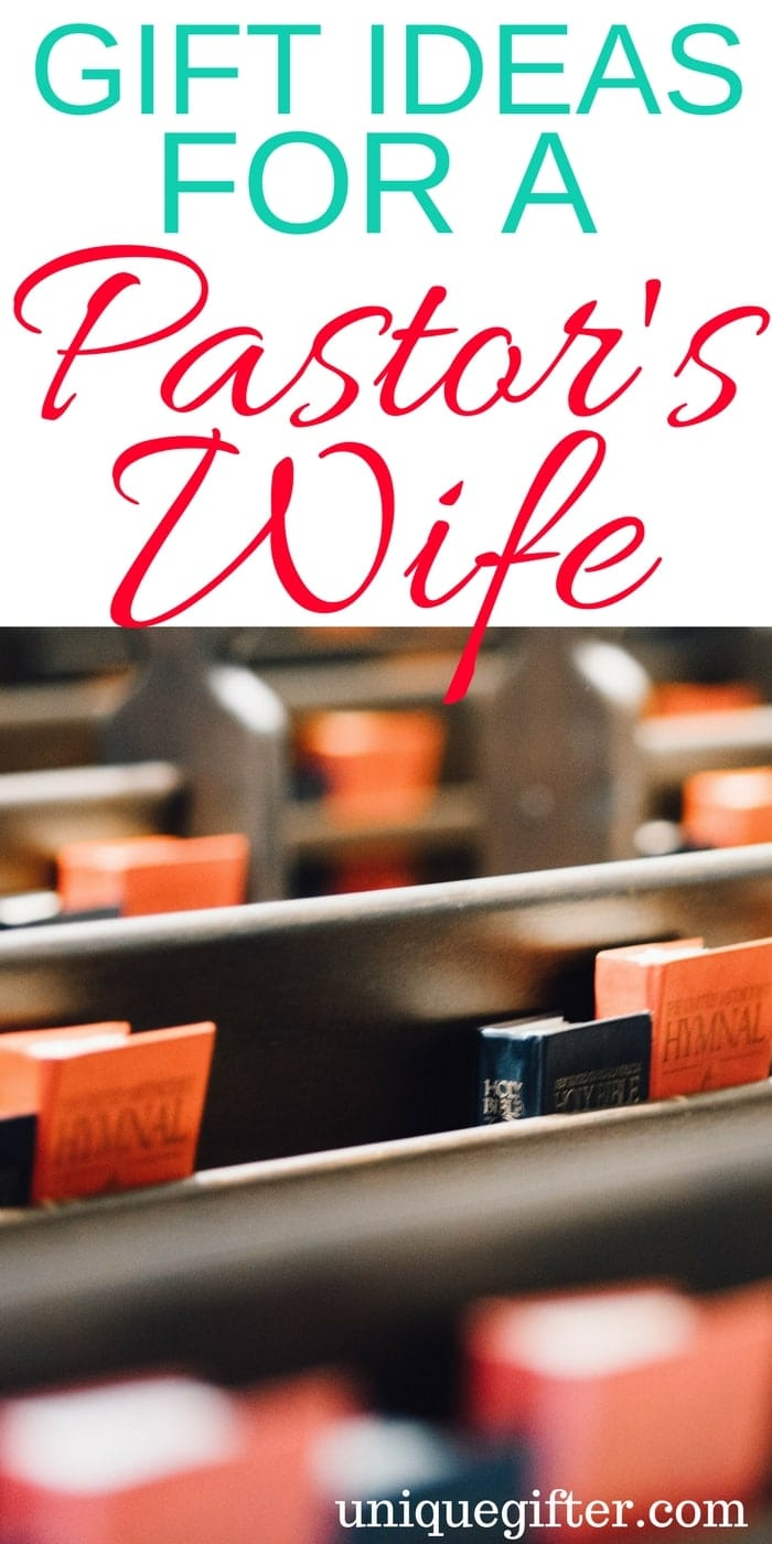 Gift Ideas for a Pastor's Wife | Pastoral team gift ideas | Fun gifts for a pastor's wife | Spouse of a pastor gifts | Thank you gifts for wives | Christian gift ideas | Cute Jesus gifts | Ministry gift ideas | How to say thanks to a spouse
