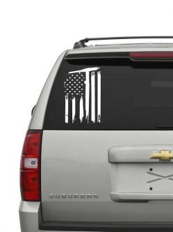 Gift Ideas for Welders include this cool car decal