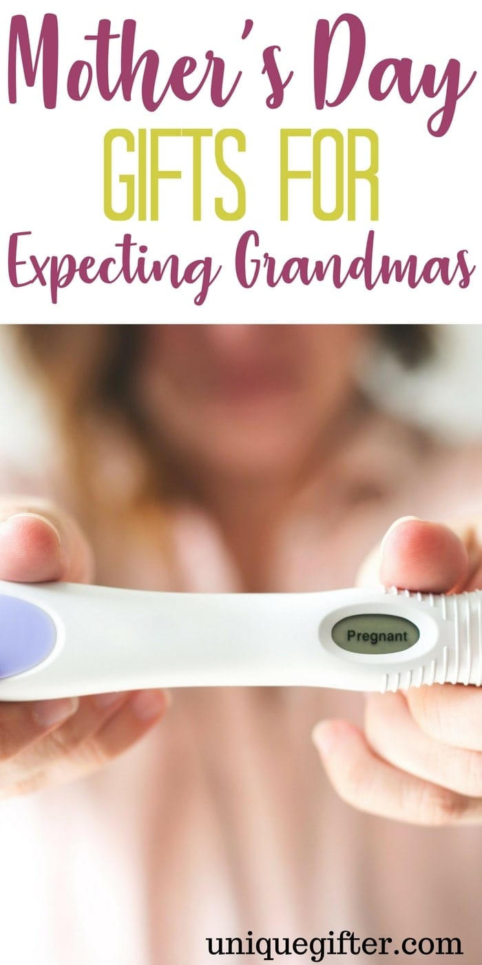 "Mother's Day Gifts for Expecting Grandmas | Soon to be grandmother gifts | Presents for my Mom on Mother's Day when I'm pregnant | What to get my Mother in Law for Mother's Day | Unique Pregnancy announcement ideas | Creative ways to say ""promoted to grandma"" Grandmum, Granny gift ideas"