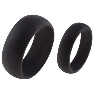 Silicone rings to keep a personal trainer safe while working out