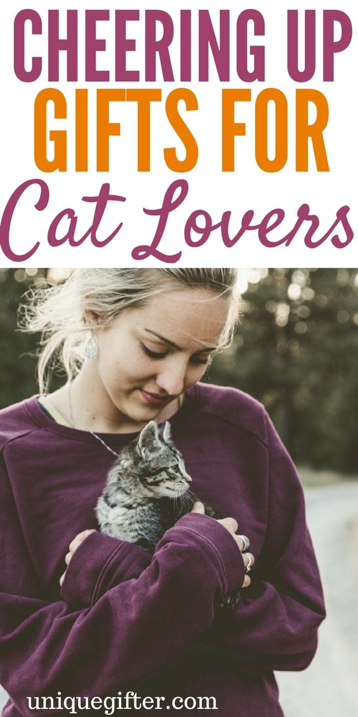 Cheering up gifts for cat lovers | Creative happiness gifts #selfcare | What to get a friend who is sad | Depression friendly gifts | What to buy a cat lover for Christmas or a Birthday | My cat loves me gifts | Presents for a friend having a rough time