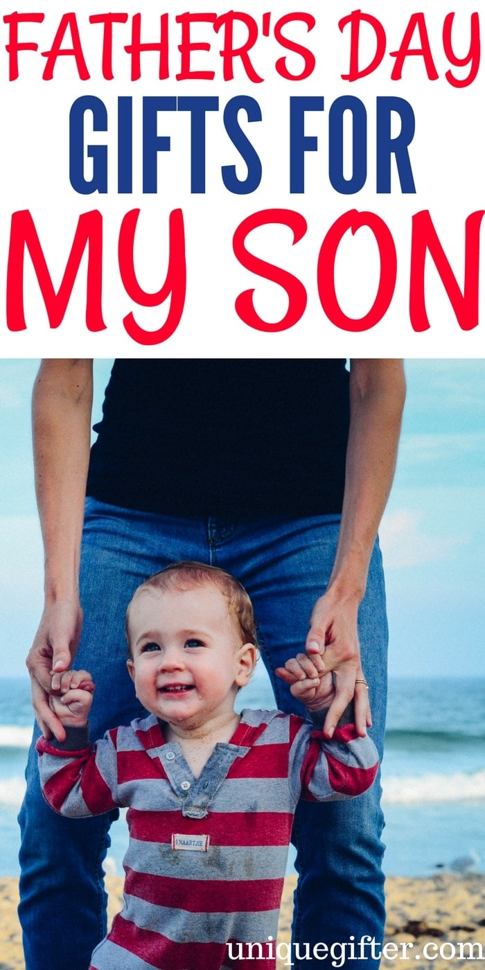 Father's Day Gifts for a My Son | What to get my son for father's day | Creative gift ideas for father's day | gifts for my son's first Father's Day | Appropriate gifts for our children on Father's Day | #fathersday